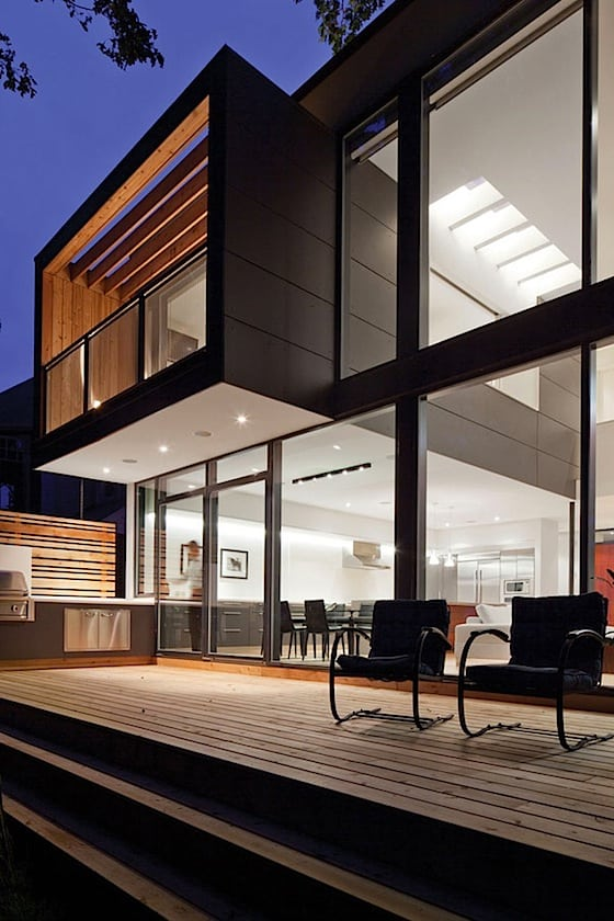 exterior decking sustainable architecture vancouver